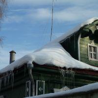Сосульки в марте, Хотьково