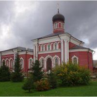 Хотьково. Алексиевская церковь. 09.2012., Хотьково