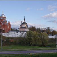 Покровский Хотьков монастырь. 09.2012., Хотьково