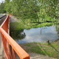 Мост через Клязьму, Черкизово