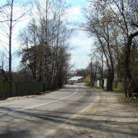 пьяная дорога, Черкизово