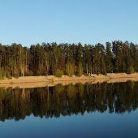 Южное озеро ЧГ, Черноголовка