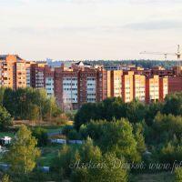 строительство на ул.Береговой, Черноголовка