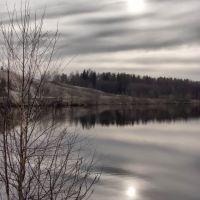 серый закат, Черноголовка