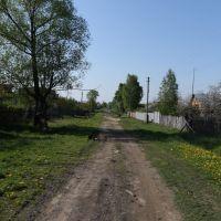 ул. Сосновская (на юг), Черусти