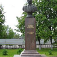 Памятник народному учителю А.Прокину / Monument to national teacher A.Prokin, Чехов