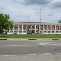 Районная администрация / Regional Administration, Чехов