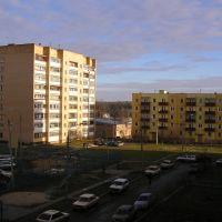 Вишнёвый бульвар, Чехов
