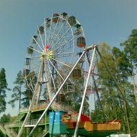 Lunapark in Shatura, Шатура