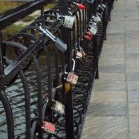 Мост молодоженов, Шатура