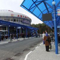 Автостанция, Шатура