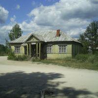 Магазин в 12 посёлке. 2007г., Шатурторф
