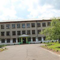 средняя школа поселка Шатурторф, Шатурторф