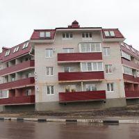 новый дом, Шатурторф