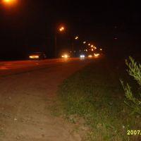 Шаховская, рижское шоссе, Шаховская