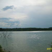 Шаховской район, Верхнерузское водохранилище (окрестности деревни Сутоки), Шаховская