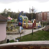 Детские атракционы, Шаховская