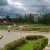новый сквер, Шаховская
