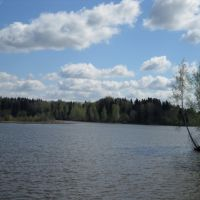 верхнерузское водохранилище, Шаховская