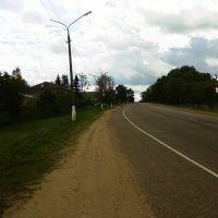 У Судислова, Шаховская