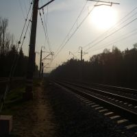 Солнечный путь в будущее, Шереметьевский