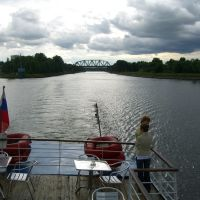Moscow Channel, West direction, Шереметьевский