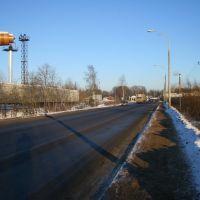 Дорога к переезду, Шереметьевский