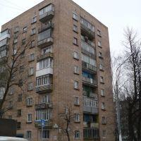 ул.Комарово 11/2, Щелково