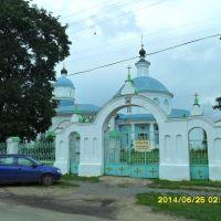 Церковь. м, Щелково