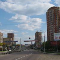 Октябрьская улица, Щелково