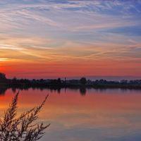 Sivash pond, Щелково