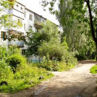 Parkovaya Street, Щелково