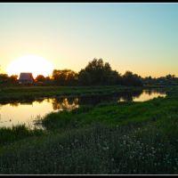 Последний закат весны 2011, Щелково