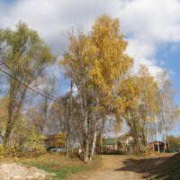 Спуск к реке, Щелково