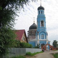 Pokrovskaya Church, a second view, Щербинка