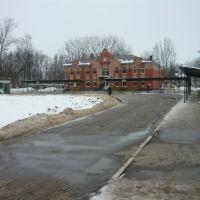 Авто и ж/д вокзал, Электрогорск