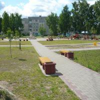 Детская площадка, Электрогорск