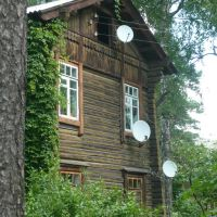 Спутниковое TV, Электрогорск
