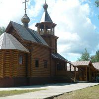 Покровская церковь, Электрогорск