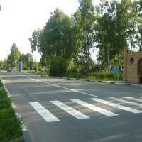 Дорога на Павлово-Посад, Электрогорск