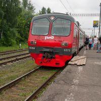 ЭД4М - станция Электрогорск, Электрогорск