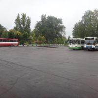 Привокзальная площадь, Электрогорск