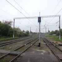 Станция Электрогорск, Нечётная горловина, Электрогорск