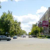 перекрёсток ул.Мира и Корешкова, Электросталь