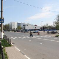 "Площадь ЛД ""Кристалл"", Электросталь"