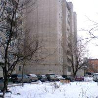 двор ул.Тевосяна 16 Б, Электросталь