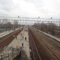 Станция Электроугли, Электроугли
