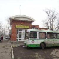 Автостанция Электроугли, Электроугли