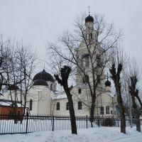 Церковь Святой Троицы в Каменке(ныне Электроугли), Электроугли