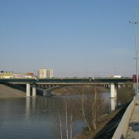 MKAD brige over Moscow-river, Байконур